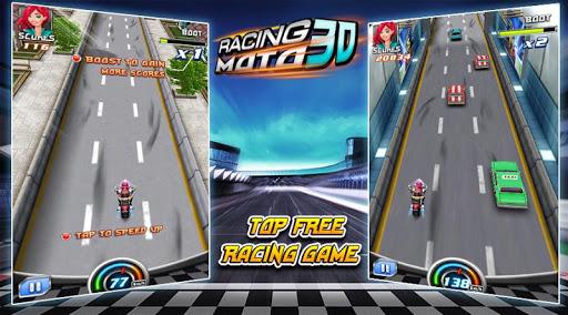 Moto Racing 3D Game 1.1.1 screenshots 1