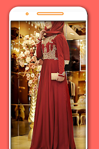 Evening Wear Hijab Styles screenshot 0