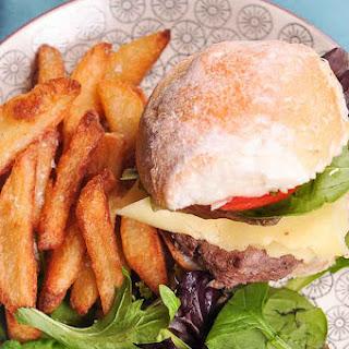 Homemade Burgers Recipes
