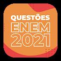Questões ENEM 2021 e Provas de Vestibulares icon