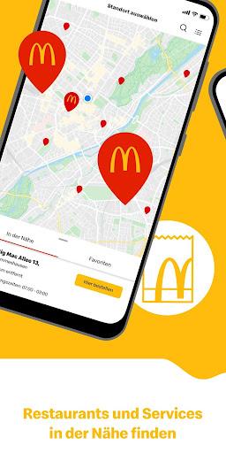 McDonald's Deutschland - Coupons & Aktionen 6.2.4.47126 screenshots 4