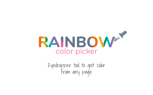 Rainbow Color Picker