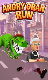 Angry Gran Run - Running Game Screenshot 9