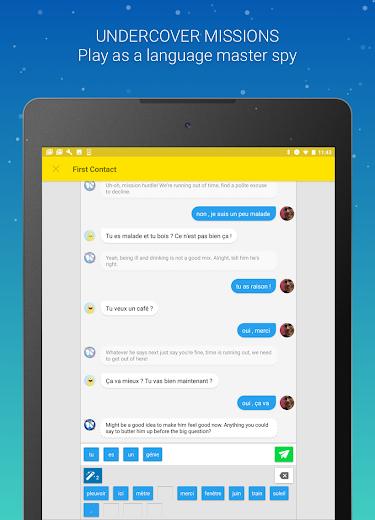 Screenshot 5 for Memrise's Android app'