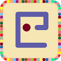 Snake Slither Dots icon
