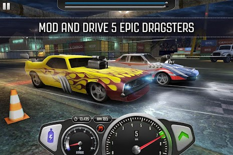 %name Top Speed: Drag & Fast Racing v1.06 Mod APK+Data