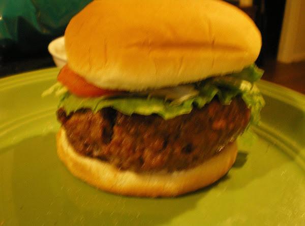 Juicy Stuffed Jalapeno Popper Burger Recipe