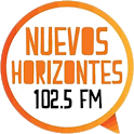 102.5 FM Nuevos Horizontes icon