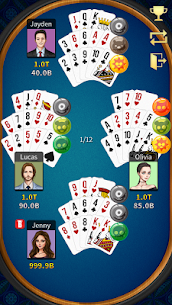 Capsa Susun – Chinese Poker, Pusoy Game – Offline App Download For Android 8