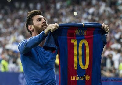 Lionel Messi wil voormalige sterspeler van Real Madrid naar Barcelona halen