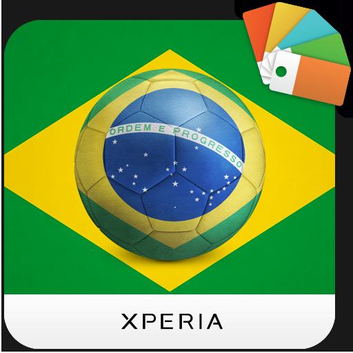 Xperia™ Team Brazil Live Wallpaper