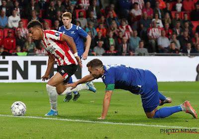 PSV koestert magische match Malen en Zahavi: 'Moeten elkaar beter maken'