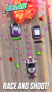 Fastlane: Road to Revenge Apk Download For Android and Iphone Mod Apk 1