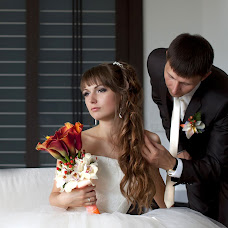 Wedding photographer Oleg Sorokin (CHANCY). Photo of 24.04.2013