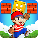 Super Brick World Adventure icon