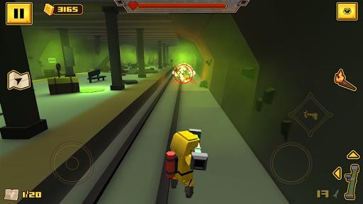 BLOCKAPOLYPSEu2122 - Zombie Shooter 1.07 screenshots 7