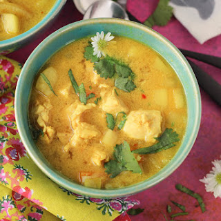 Mulligatawny Soup (Indian Curry Soup).