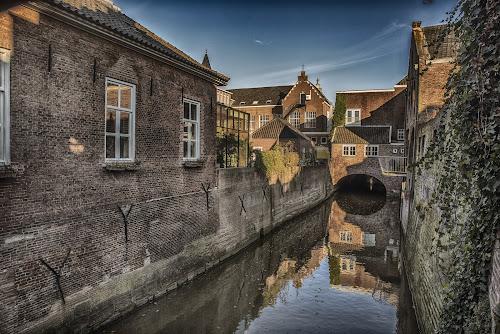 's-Hertogenbosch.The Netherlands by Egon Zitter - City,  Street & Park  Neighborhoods ( 's-hertogenbosch, old, centre, dutch, town, canal )