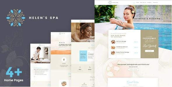 Spa and Salon WordPress Themes