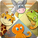Kids Puzzle - learn 82 animals icon