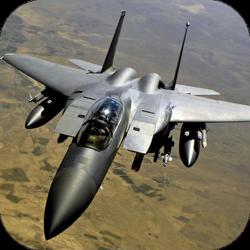 動作必備App|陸軍航空戦闘 LOGO-綠色工廠好玩App