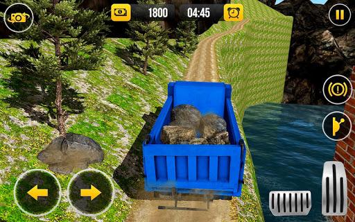 Heavy Excavator Crane: Construction City Truck 3D painmod.com screenshots 13