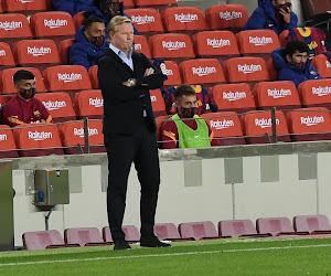 """Ronald Koeman : """"La VAR a été contre le Barça"""""""