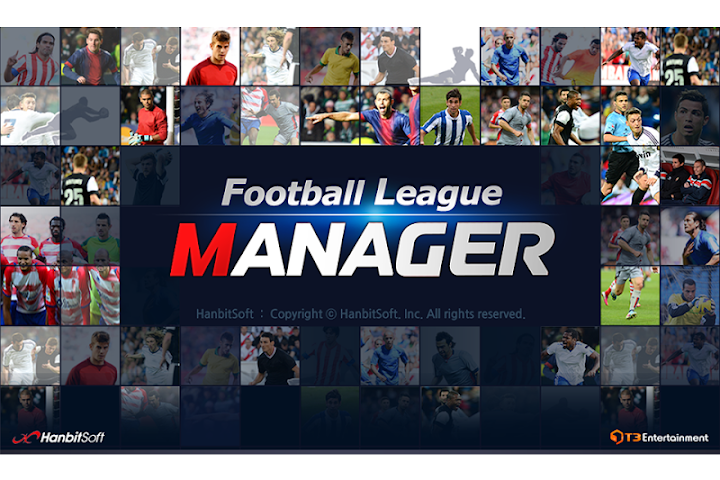 android LINE Football League Manager Screenshot 0