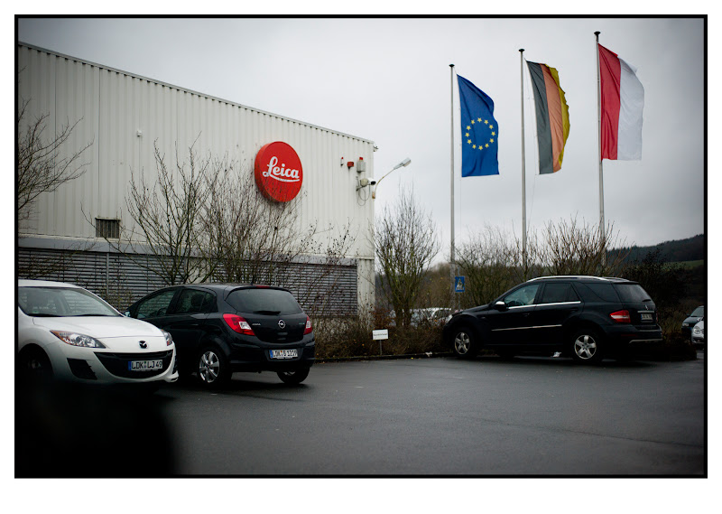 Photo: The Leica Factory | Solms, Germany, 2011