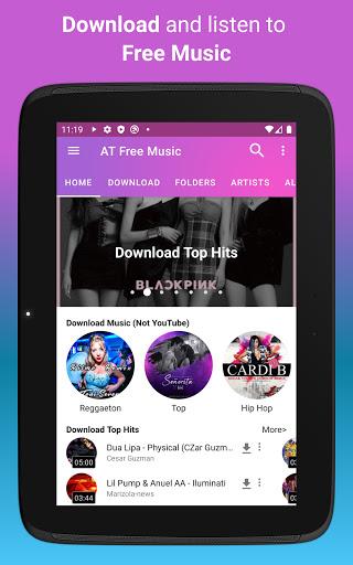 Download music, Free Music Player, MP3 Downloader 1.126 screenshots 10