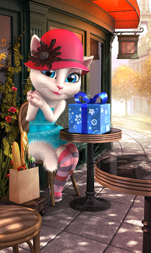 Talking Angela 2.7 screenshots 2