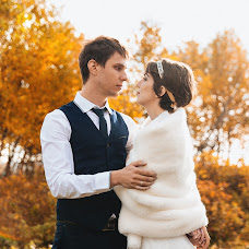 Wedding photographer Vadim Beregovoy (Vadimka555). Photo of 15.11.2016