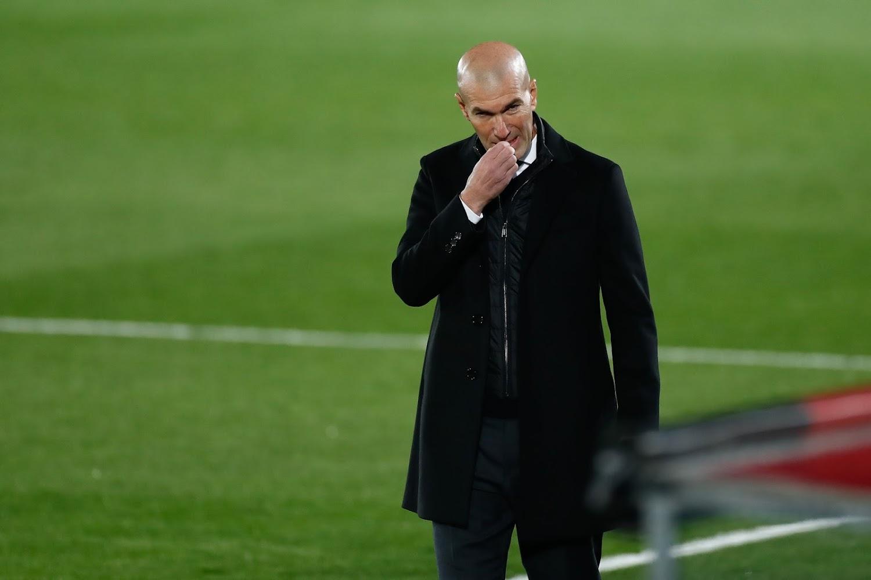 Perez a tranché à propos de l'avenir de Zidane - Walfoot.be