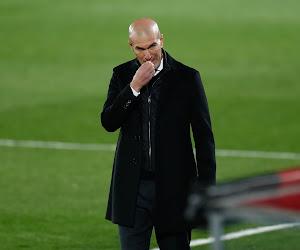 Mauvaise nouvelle pour Zinedine Zidane