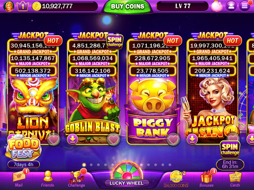 Golden Casino: Free Slot Machines & Casino Games screenshots 24