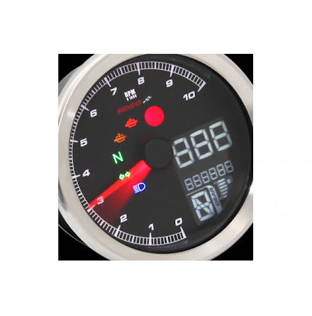 KOSO Digital speedometer, multifunctional cockpit TNT-04