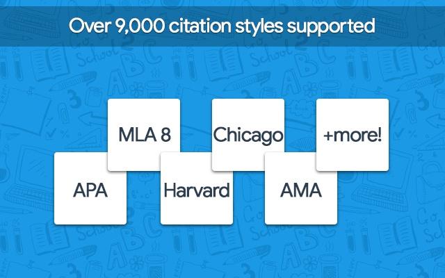 mla 8 citation generator