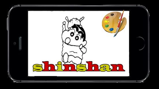 coloring shin shang - náhled