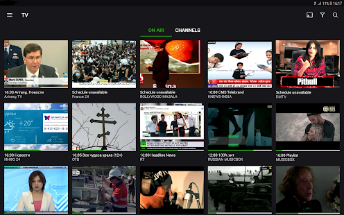 App SPB TV World - online TV without limits! APK for Windows Phone