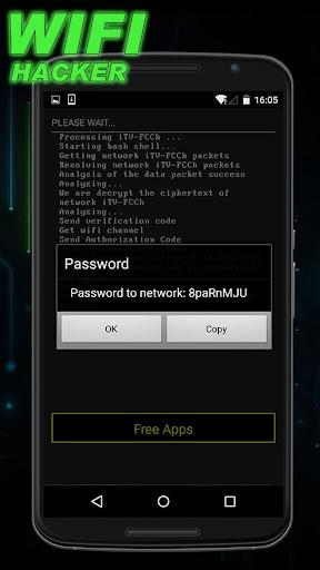 Wifi Password Hacker Prank screenshot 12