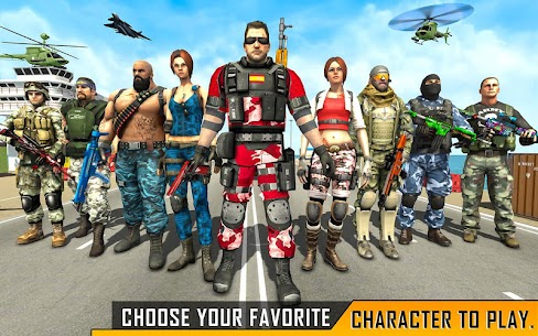 Secret Agent FPS Shooting – Counter Terrorist Game 5