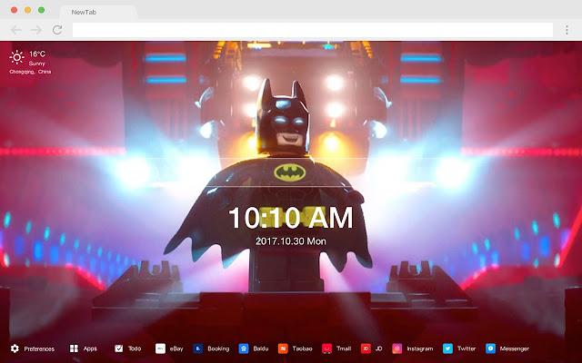 Batman Pop DC HD Wallpapers New Tabs Theme
