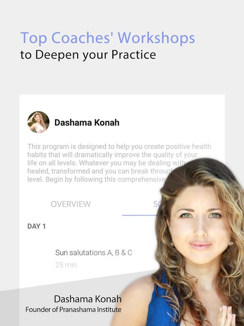 Daily Yoga - Yoga Fitness Plans Screenshot 16