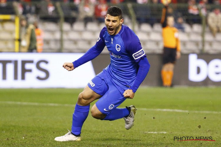Transfer hangt nu echt in de lucht: KRC Genk trekt met 25(!) spelers naar Denemarken, maar hij mag niet mee