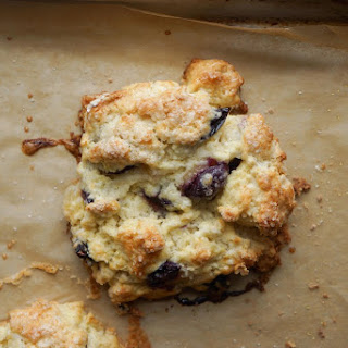 Concord Grape Scones