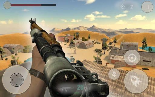Counter Terrorist Frontline Mission: FPS V2  screenshots EasyGameCheats.pro 3