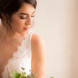 Beauty by Krista Stone - Wedding Bride ( bride )