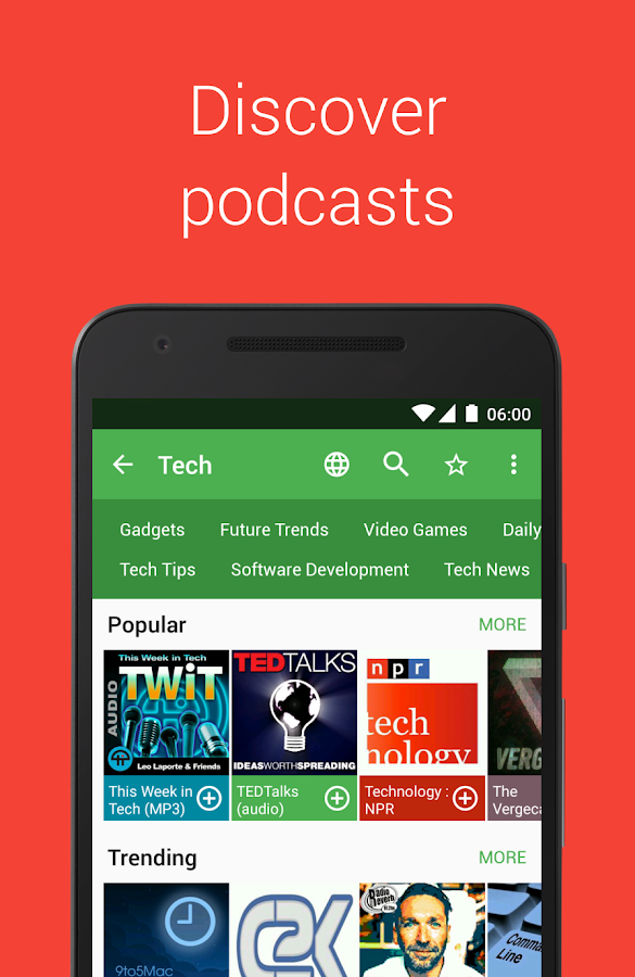 Podcast Player - Free- screenshot