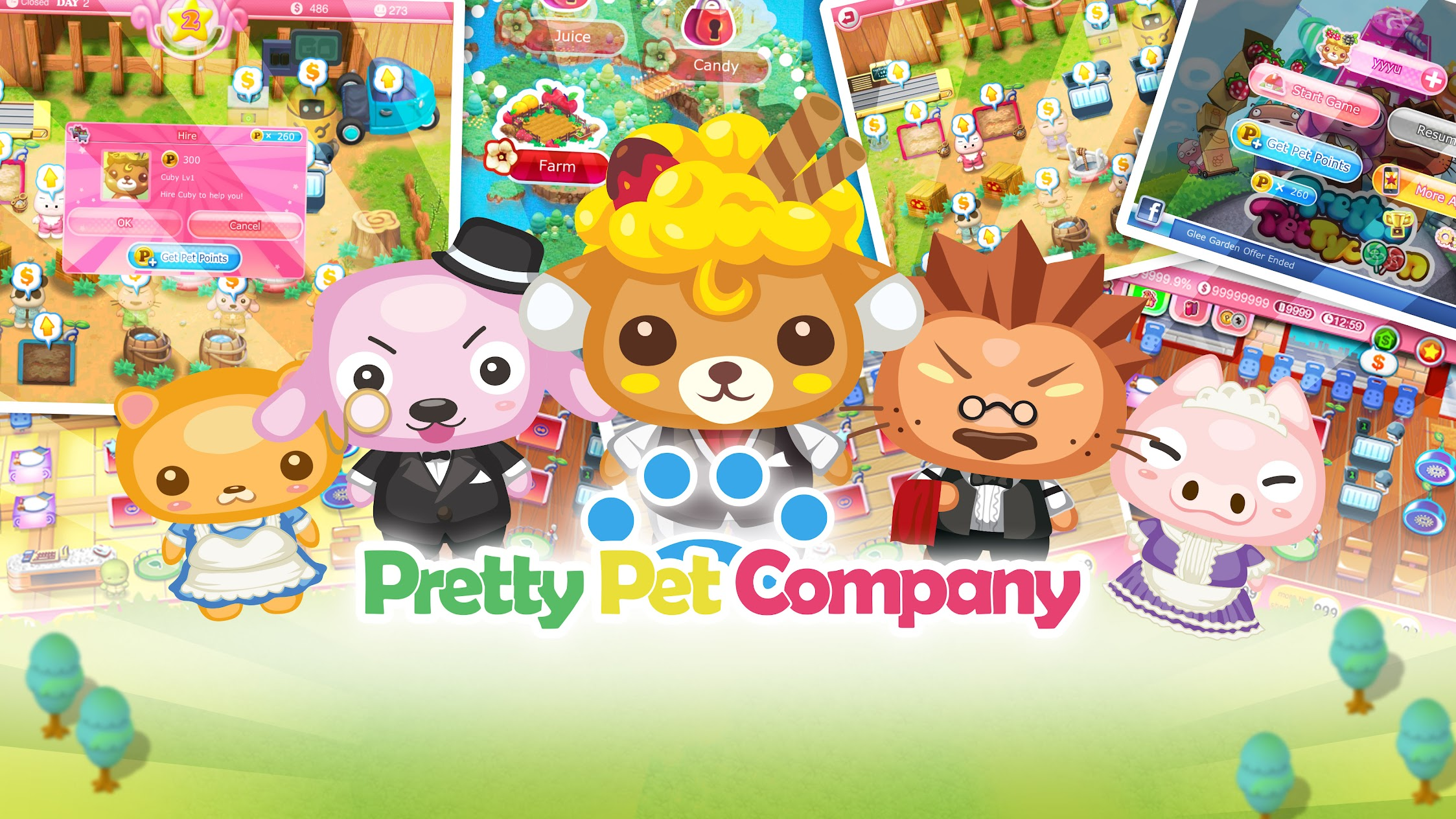 Pretty Pet Co