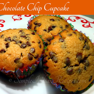 Chocolate Chip Cupcakes.